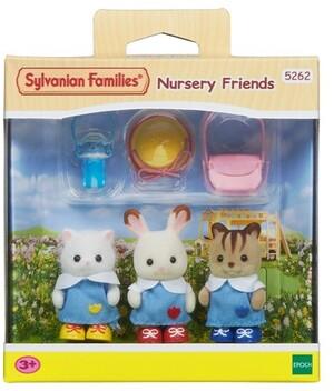 Sylvanian Families Nursery Friends 5262