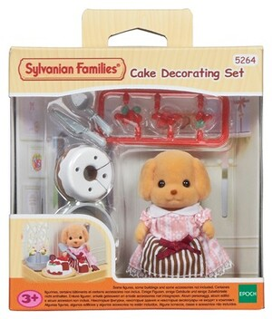 Sylvanian Families Cake Decorating Set 5264A1
