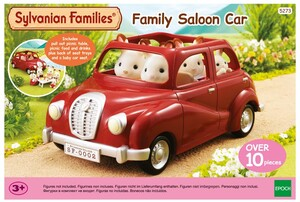 Sylvanian Families Family Saloon Car 5273