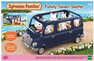 Sylvanian Families Family Seven Seater 5274A1