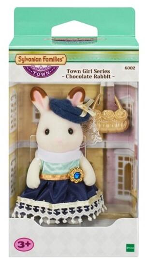 Sylvanian Families Town Girl Series - Chocolate Rabbit 6002A6