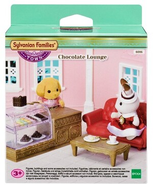 Sylvanian Families Chocolate Lounge 6016