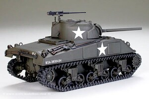 TAMIYA US M4 Sherman Early Prod. 1032505