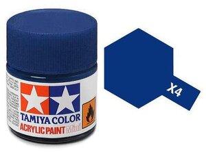 TAMIYA M-Acr.X-4 blau 1081504