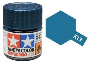 TAMIYA M-Acr.X-13 m'blau 1081513