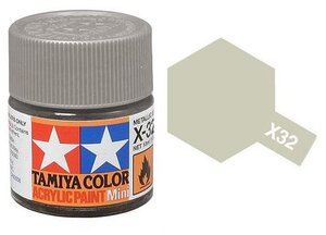 TAMIYA M-Acr.X-32 silber 1081532