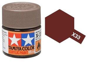 TAMIYA M-Acr.X-33 bronze 1081533