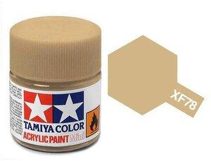 TAMIYA M-Acr.XF-78 Wooden Deck Tan 1081778
