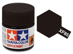 TAMIYA M-Acr.XF-85 Rubber Black 1081785