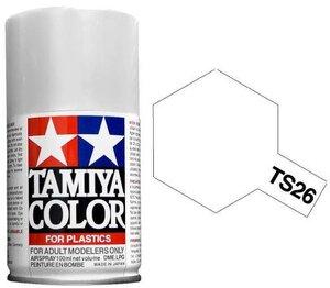 TAMIYA Spray TS-26 weiss 1085026