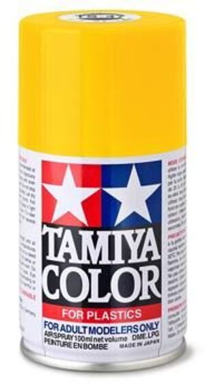 TAMIYA Spray TS-47 gelb 1085047
