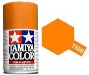 TAMIYA Spray TS-56 Orange 1085056