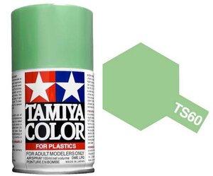 TAMIYA Spray TS-60 pgruen 1085060