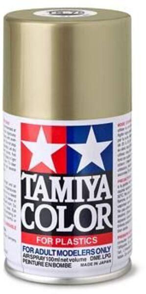 TAMIYA Spray TS-75 Champ.Gold 1085075