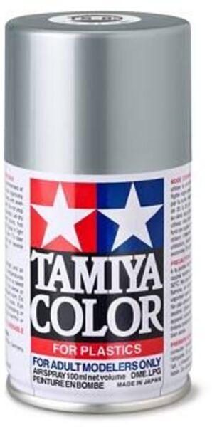 TAMIYA Spray TS-83 Metallic Silver 1085083