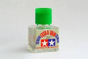 TAMIYA Modellbauleim Extra-Flüssig Flasche 1087038