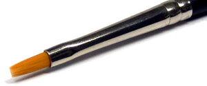 TAMIYA Flach-Pinsel Nr.0 (High Finish) 1087046
