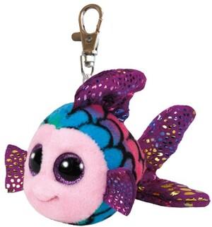 TY Flippy,Fisch multicolor 8.5cm 35034