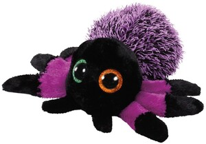 TY Creeper,Spinne s/violett 15cm 37248A1