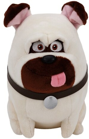 TY Pets Mel,Mops 15cm SALE 41164A1