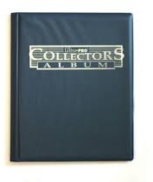 Ultra PRO Blue Collectors 9-Pocket Portfolio 2181367
