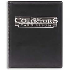 Ultra PRO Black Collector Card Album (A4, 7.6cm breit) 2181406