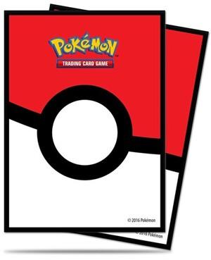 Ultra PRO Pokémon - Pokéball Deck Protector (65) E85120