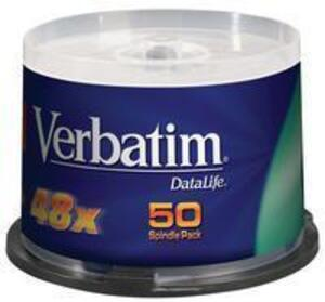 Verbatim CD-R Spindle 80MIN/700MB 43351
