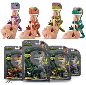WowWee Fingerlings Untamed Dino Baby Velociraptor 4 ass. (3781 / 3782 / 3783 / 3784) WOW3780