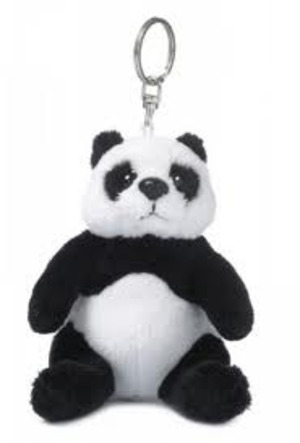 WWF WWF Panda Keychain 10cm (3) 15.205.001 / 10 cm 6000270