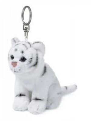 WWF Tiger weiss Keych. 10cm (3) 15.205.019 6000288