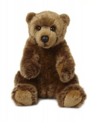 WWF Grizzlybär sitzend 23 cm 15.184.007 6000546