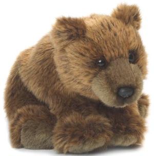 WWF Grizzly Braun 15 cm (2) 15.184.008 6000776