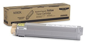 XEROX TONER CARTRIDGE Yellow 9K 106R1152