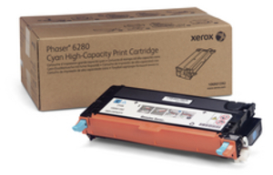 XEROX Toner/cyan 6000sh for Phaser 6280 106R1392