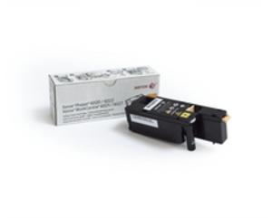 XEROX Cart/Std Cap Toner Yel 1000 f W6020/6022 106R02758