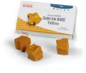 XEROX Colorstix, yellow 108R607
