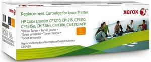 XEROX COLOR TONER F. HP CB542A 3R99787