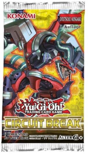 YU-GI-OH! Y-D Circuit Break Booster 9K. HN00YU54685