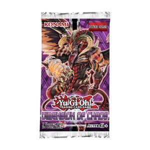 YU-GI-OH! Y-D Dimension of Chaos Booster '57' 9K. SV HN19YU8344540