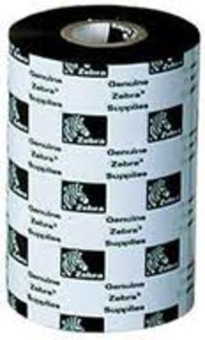 ZEBRA RIBBON 3200 WAX/RESIN BOX 3200BK11045
