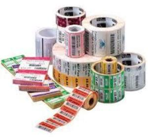 ZEBRA Z-Select 2000T, Etikettenrolle, Normalpapier, 38x25mm 880114-025