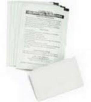 ZEBRA Cleaning Card zu P110i/P120i 105912G-912