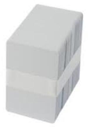 ZEBRA Karten Blank 0.76mm, LxB:85x54mm ZEB-1810100