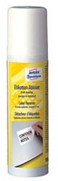 AVERY Zweckform 3590 Etiketten-Ablöser, 150 ml, 1 Stück, transparent 3590A2