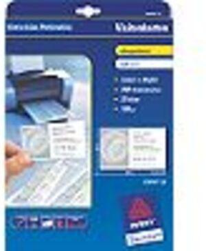 AVERY Zweckform C32010-25 Classic Visitenkarten, 85 x 54 mm, beidseitig beschichtet, 250 Karten / 25 Bogen C32010-25