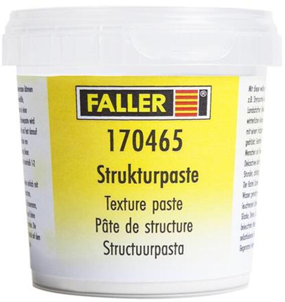 FALLER Strukturpaste 1170465