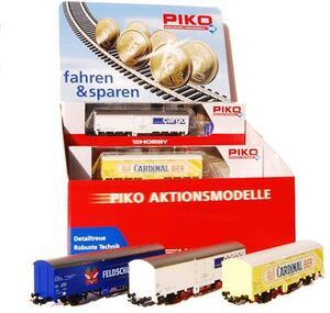 PIKO Sortiment SBB Güterwagen 596085