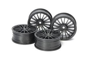 TAMIYA Medium-Narrow 18-Spoke wheels (24mm, 0) 4 pcs. 1054738