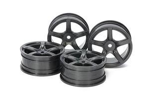 TAMIYA Medium-Narrow 5-Spoke wheels (24mm, 0) 4 pcs. 1054739